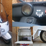 充電時間3時間の改造電気自動車が完成しました!