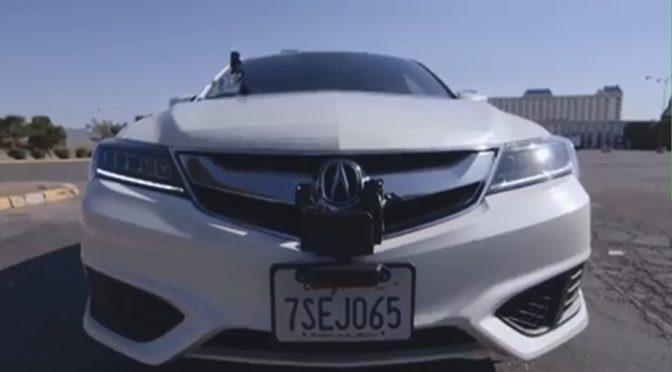 たった11万円で普通車に自動運転システムを搭載できる謎のキットの開発始まる!