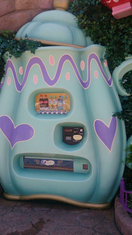 可愛い自販機
