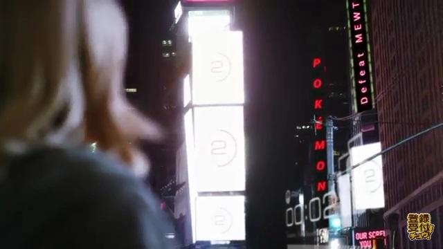 タイムズスクエアを歩いていると、