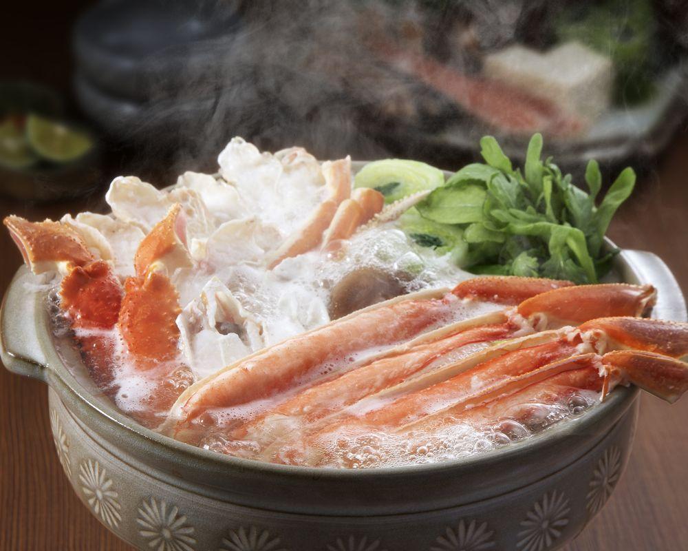 「カニ鍋」